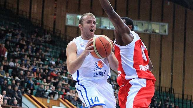 Marinovic, Enisey Send Primorye Packing